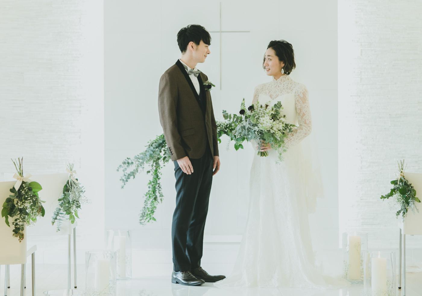 photo 結婚式当日