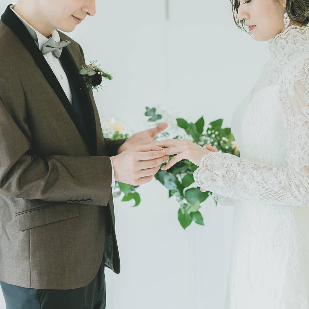 ふたりだけのLive配信挙式 &オリジナル動画制作「Wedding Memories」