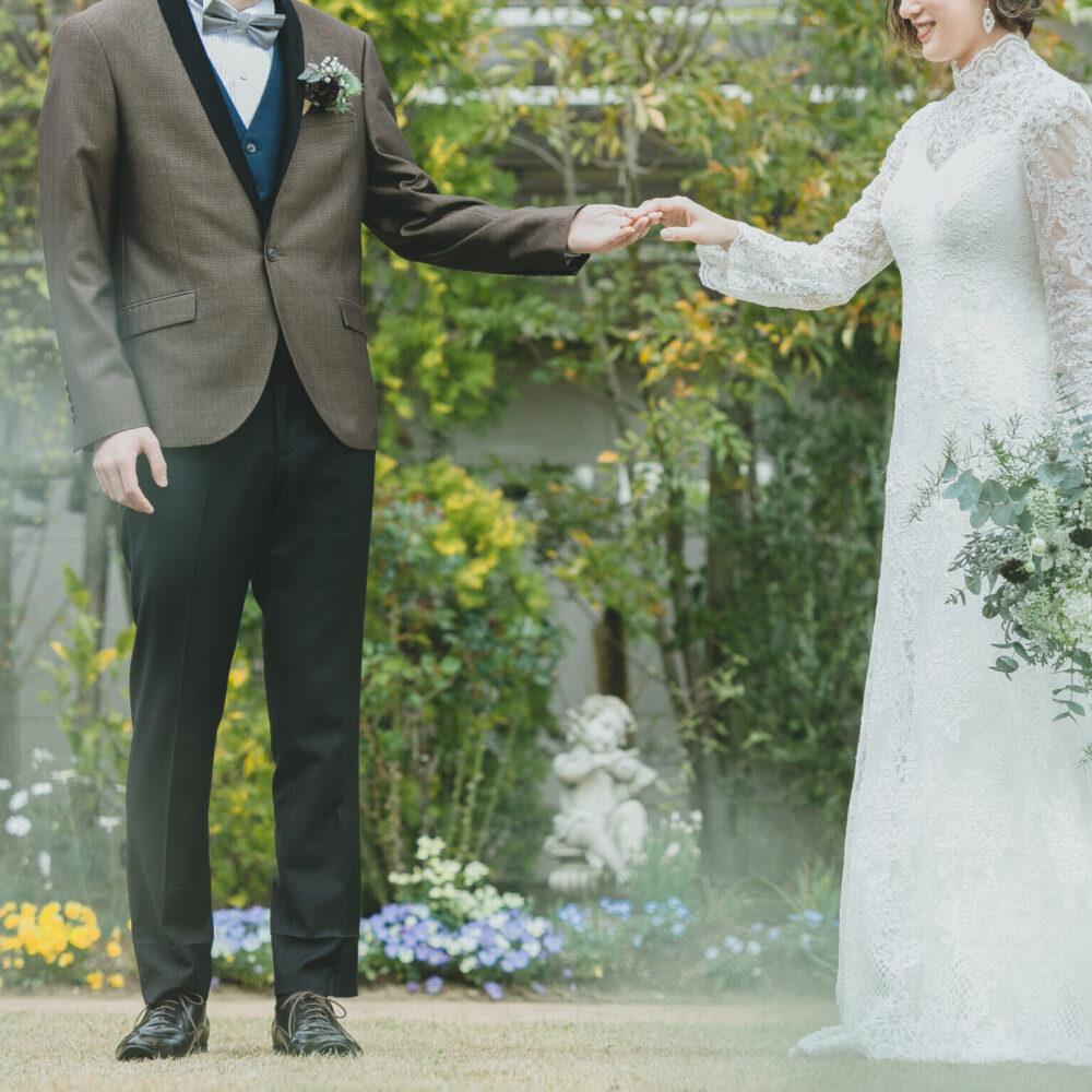 【小さな結婚式プラン】挙式+館内ロケ撮影+披露宴がついた人気プラン(8名/40万円)